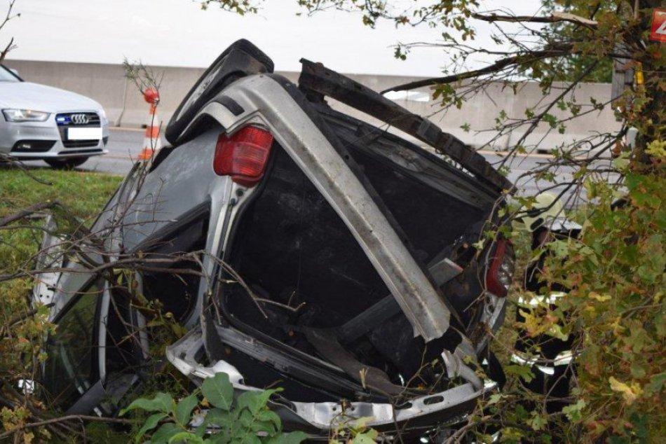 Smutné ZÁBERY z Trnavského okresu: Nehoda si vyžiadala život muža
