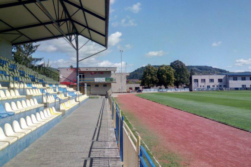 V OBRAZOCH: Futbalový areál vo Fiľakove čaká obnova
