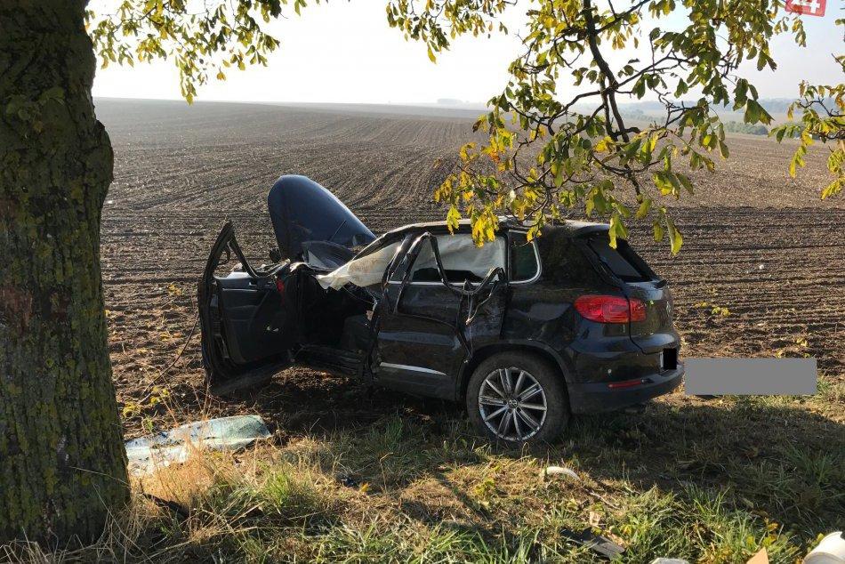 Nehoda dopadla tragicky: ZÁBERY z miesta nešťastia
