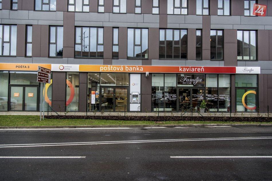 Poštová banka otvorila novú pobočku v Pezinku
