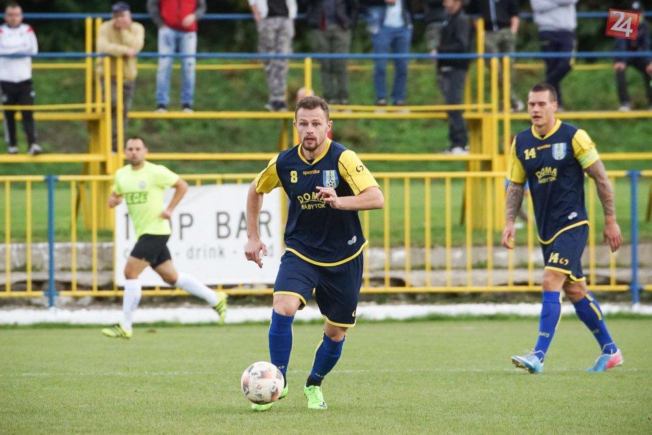 Obrazom: MFK Rožňava - FK Pokrok Krompachy