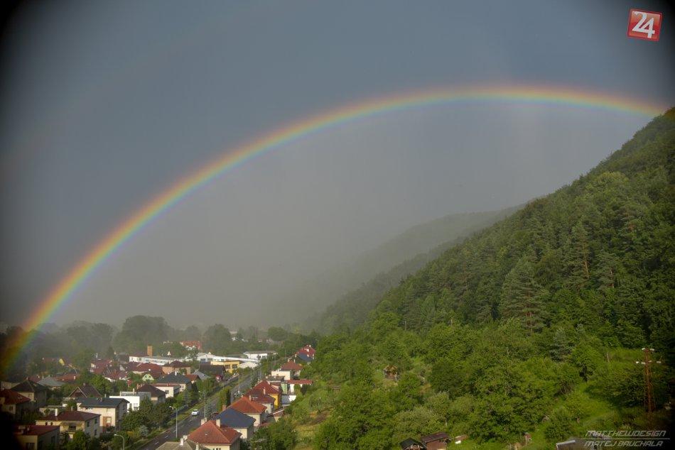 V OBRAZOCH: Mladý bystrický fotograf zachytáva krásy mesta pod Urpínom