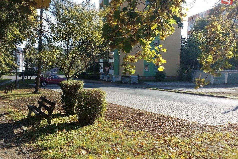 FOTO: Humenská radnice plánuje kompletnú revitalizáciu tohto parčíka
