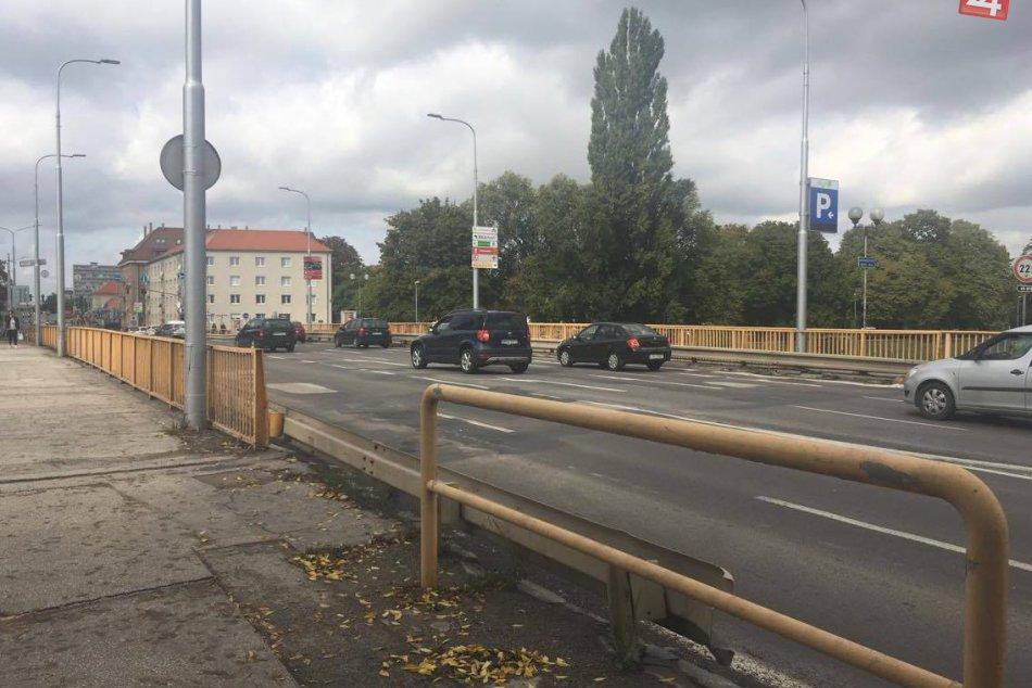 Rekonštrukcia Univerzitného mosta v Nitre: Začať by sa mala v roku 2018