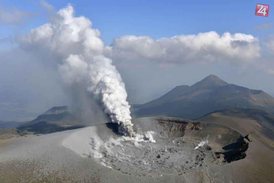 Japoncov vystrašila činná sopka: Prebudila sa po šiestich rokoch