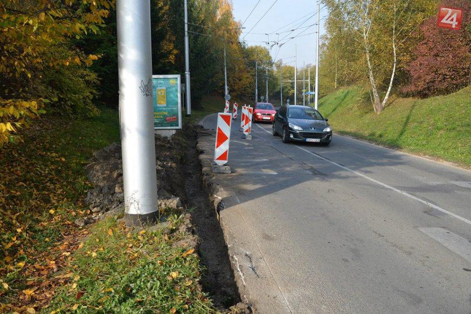 V OBRAZOCH: Začína sa s obnovou Poľnej ulice a Zvolenskej cesty