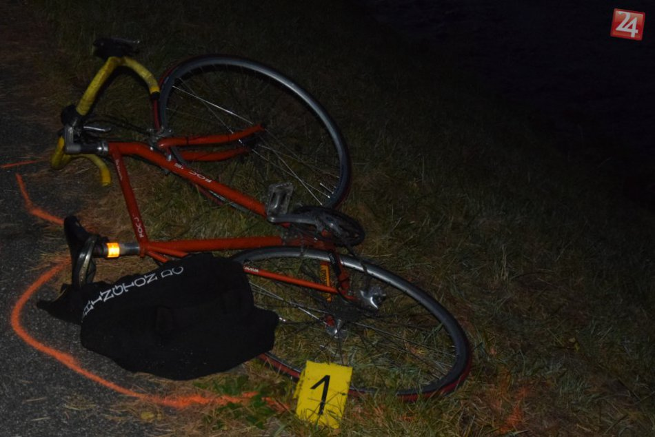Smrť cyklistu na cyklochodníku Svit 10/2017