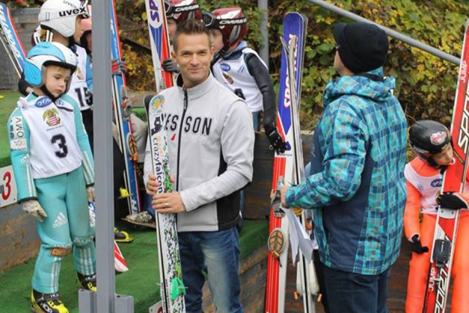 V OBRAZOCH: Medzinárodné Majstrovstvá Slovenska v Skoku na lyžiach