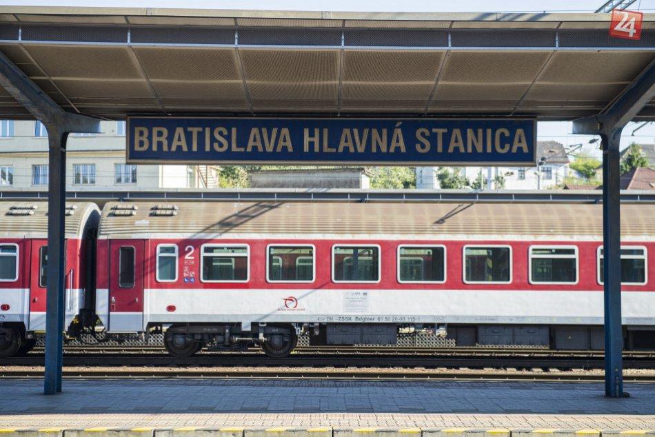 Hlavná stanica - cestovanie