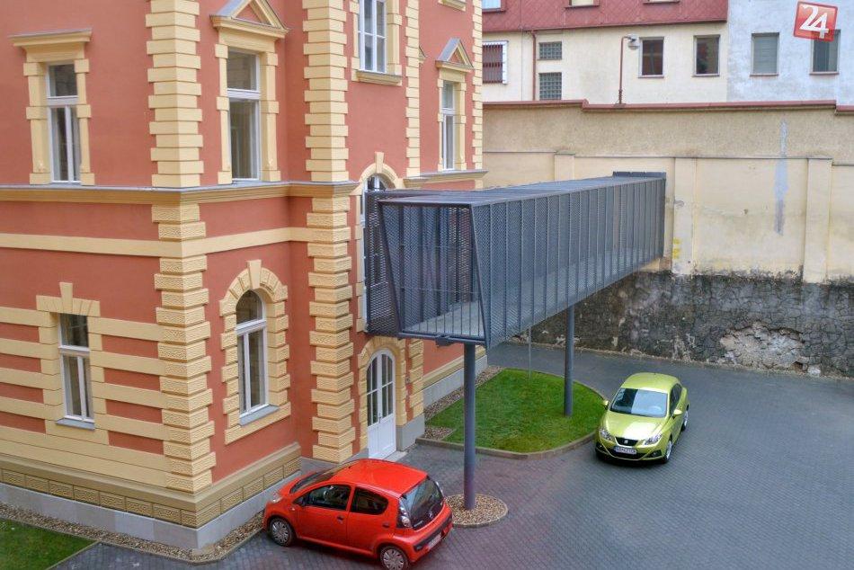 V OBRAZOCH: Krajský súd v Banskej Bystrici
