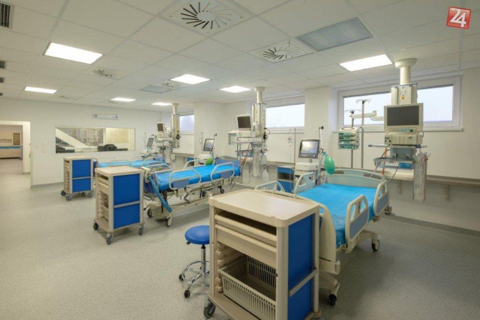 V OBRAZOCH: Zrekonštruované priestory nemocnice a nová transplantačná jednotka