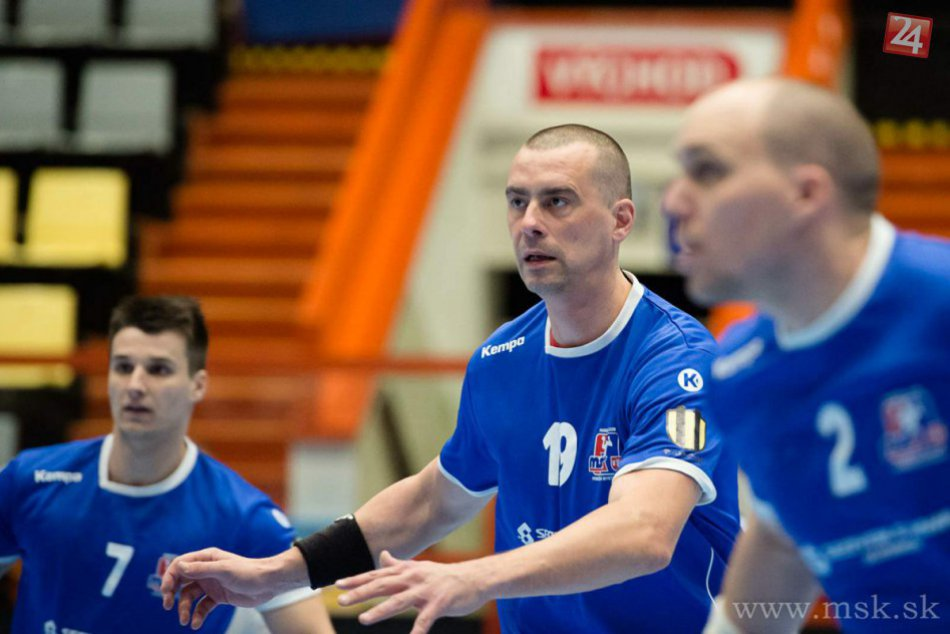 Považskobystričania porazili Hlohovec: Postup do pohárového semifinále