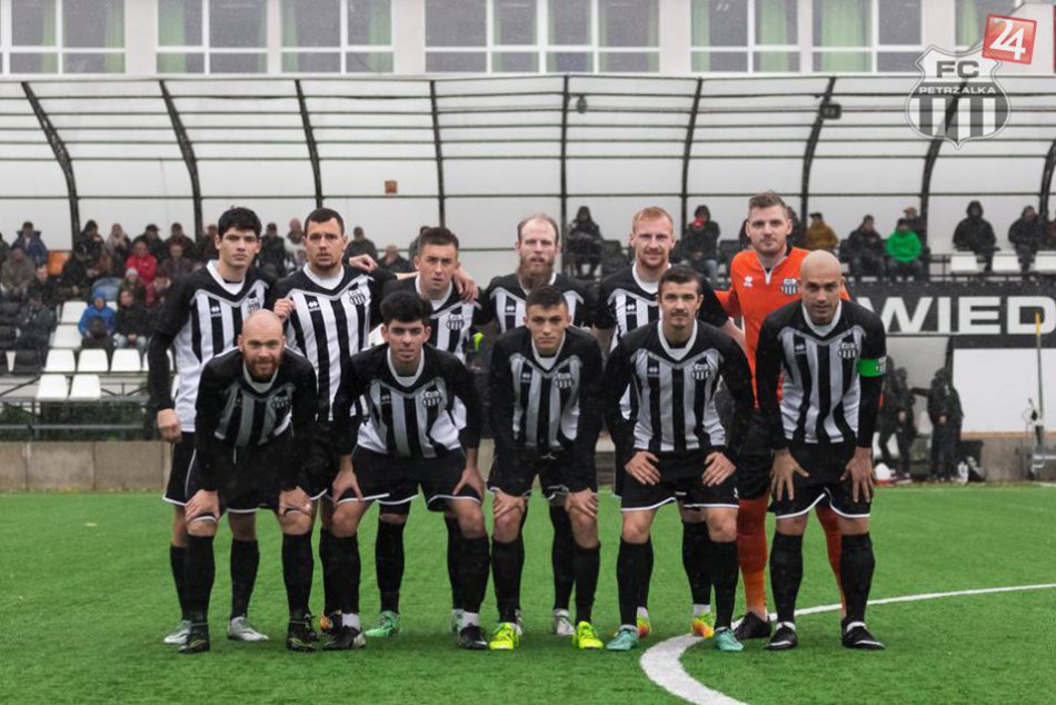 FC Petržalka Akadémia (jeseň 2017)