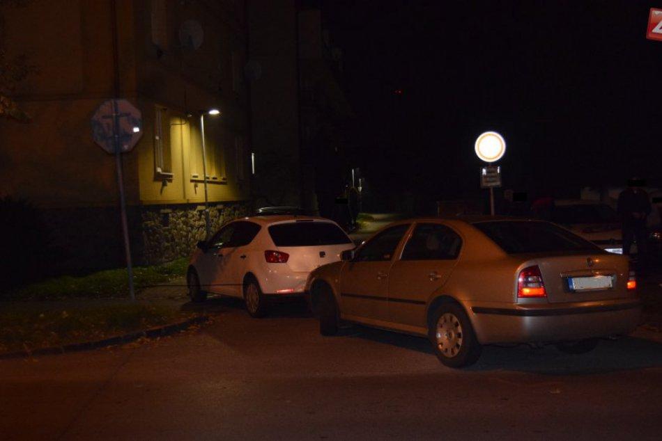 OBRAZOM z miesta: Na Plzenskej ulici v Prešove sa stala dopravná nehoda
