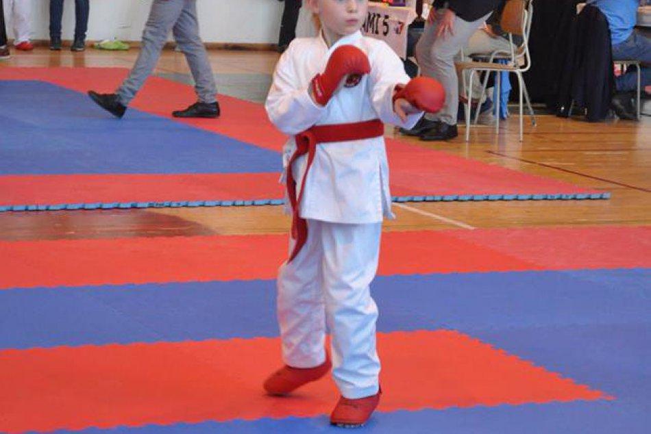 Central karate klub Poprad Trstená 11/2017
