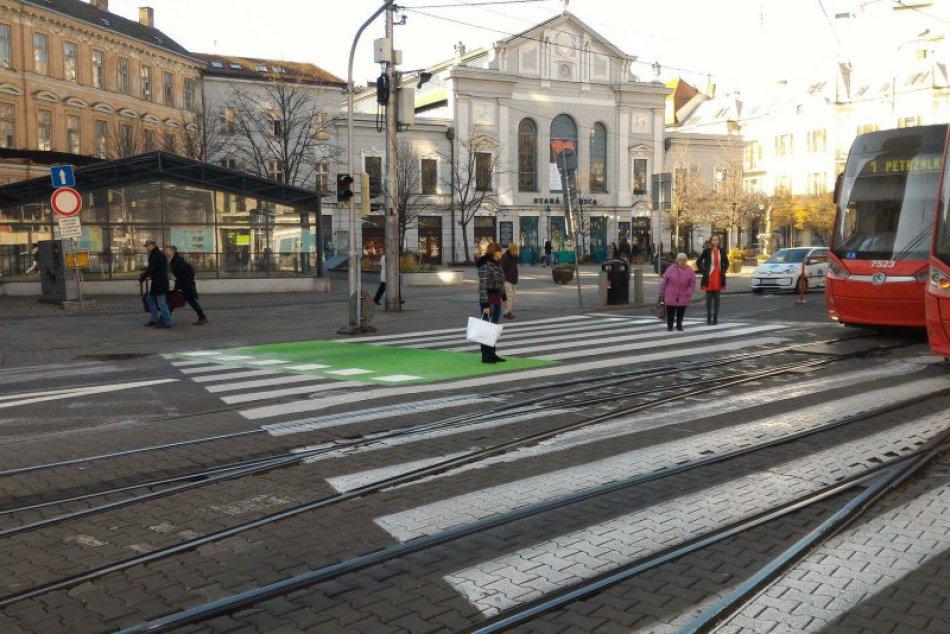 Okolo historického centra Bratislavy vznikla nová cyklotrasa