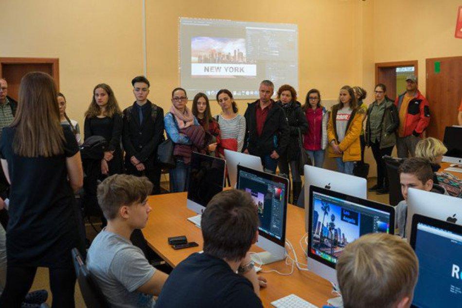 Deň otvorených dverí na Tatranskej akadémii v Poprade