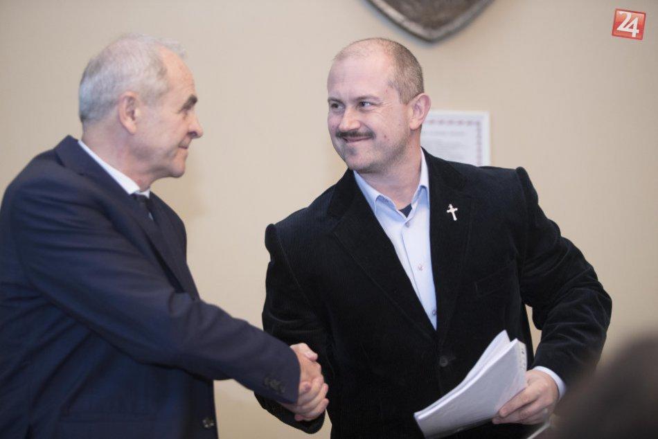 FOTOGALÉRIA: Nový predseda BBSK Ján Lunter zložil slávnostný sľub