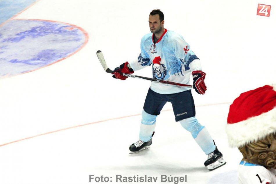 FOTO: Nitra v mikulášskom zápase porazila Poprad