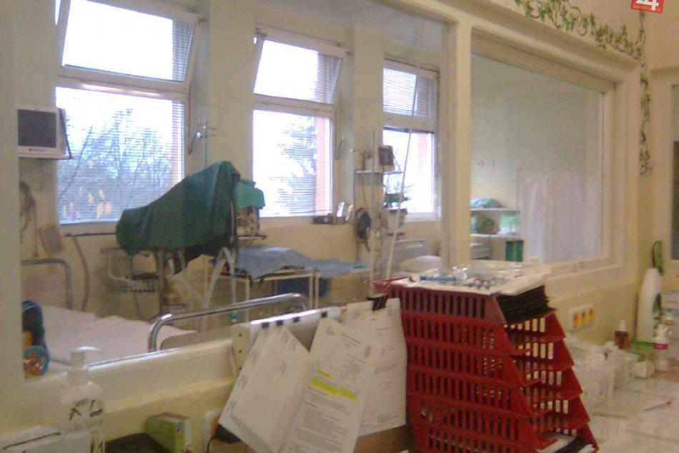 V OBRAZOCH: Revúcka nemocnica