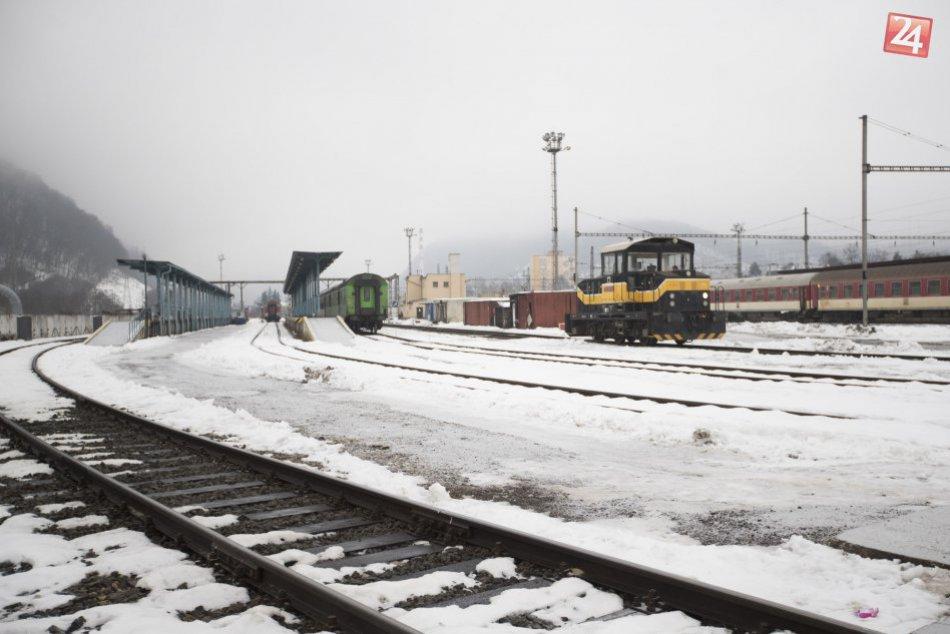 V OBRAZOCH: Vo Zvolene vyrastie nové centrum na čistenie vlakov