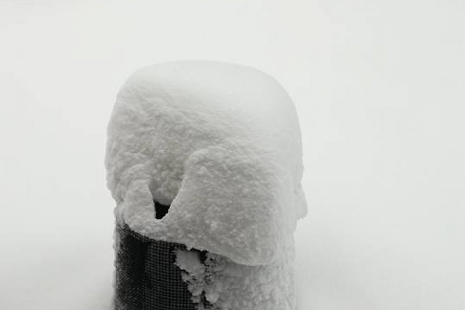 Obrazom: Zimné Skalisko (Volovec)