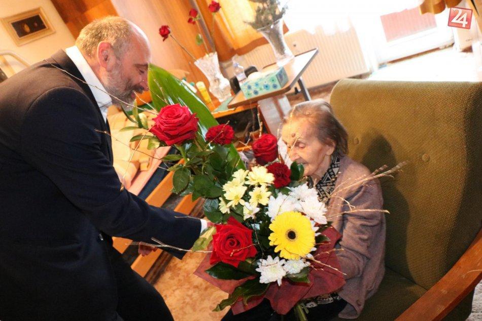 OBJEKTÍVOM: Prešovčanka Anna oslávila svojich 103 rokov