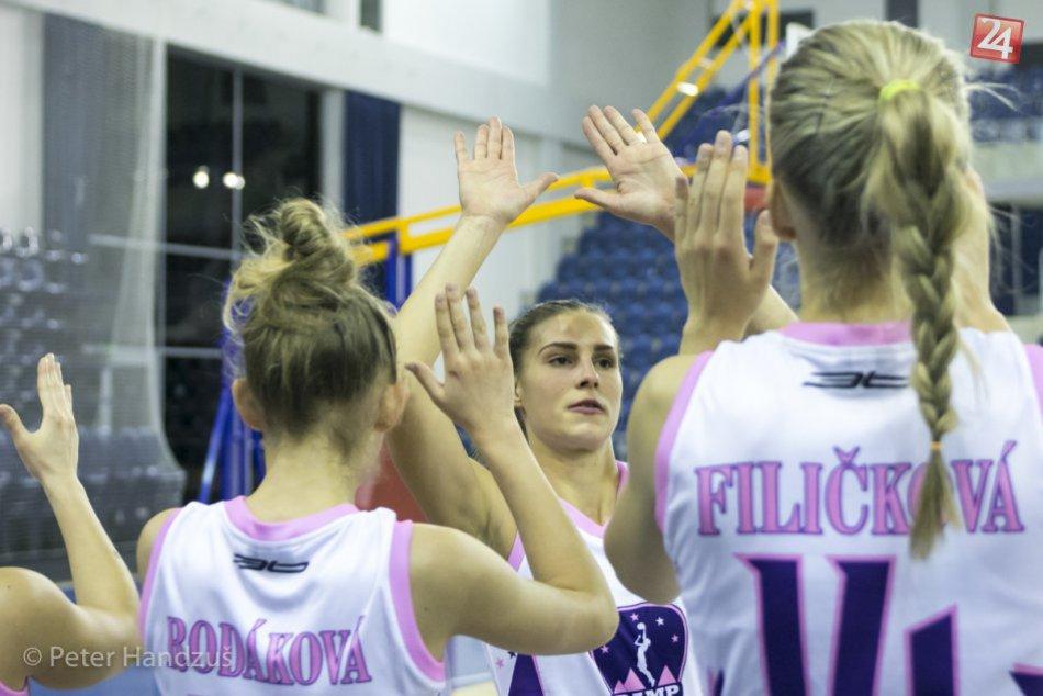 BAM Poprad - BKM Junior UKF Nitra 78:62