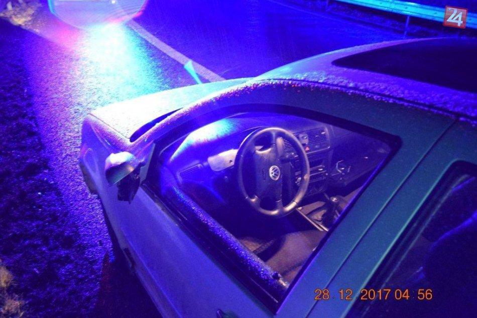 Nehoda Jána (21) z Považskobystrického okresu: Nabúral na diaľnici