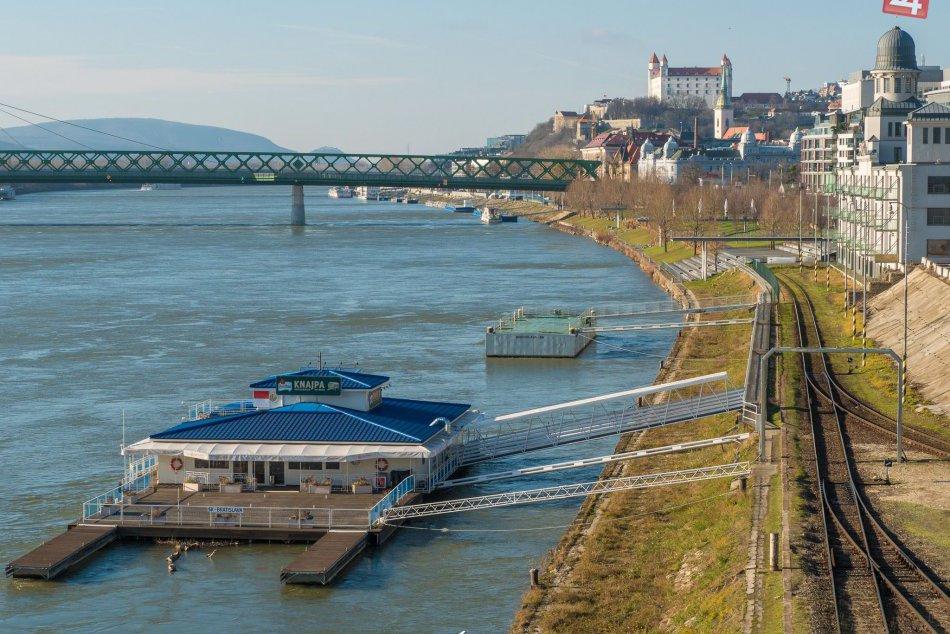 Bratislava - pohľady na mesto