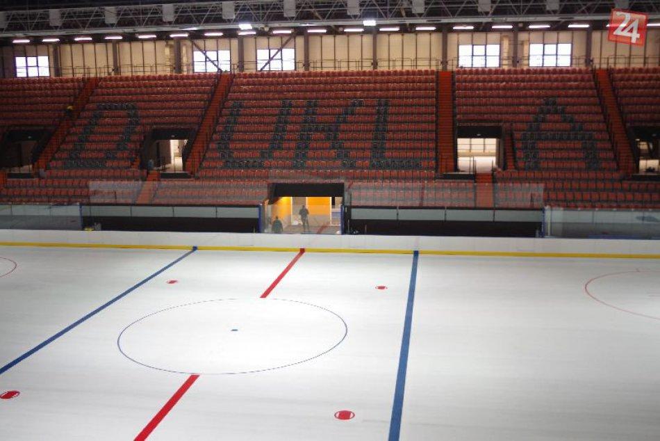 Michalovský zimný štadión onedlho otvoria, pozrite si aktuálne FOTKY