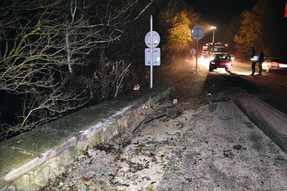 Obrazom: Nehoda na Soroške