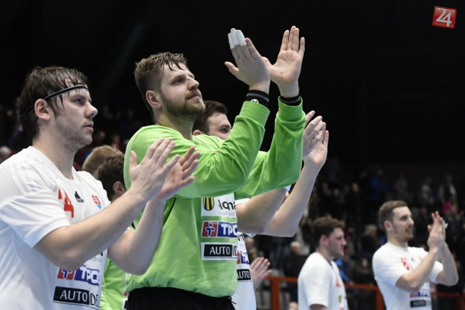 Slováci porazili Fínsko: Výborná atmosféra v Považskej Bystrici