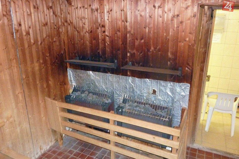 Na humenskom kúpalisku zrekonštruovali mužskú saunu: Pozrite si fotky PRED a PO!