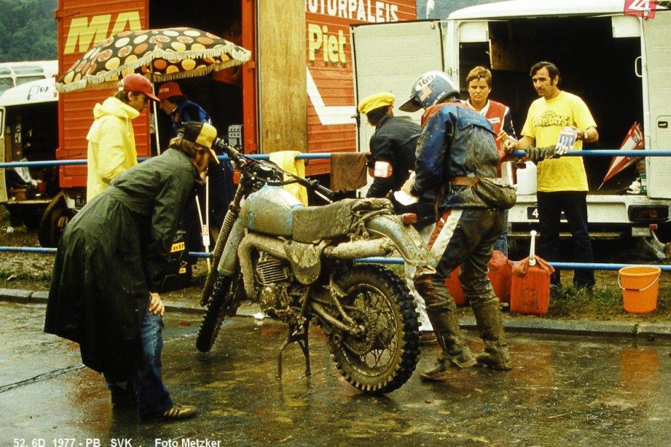 Šesťdňová 1977 v Považskej Bystrici: Pozrite si zábery zo záveru podujatia