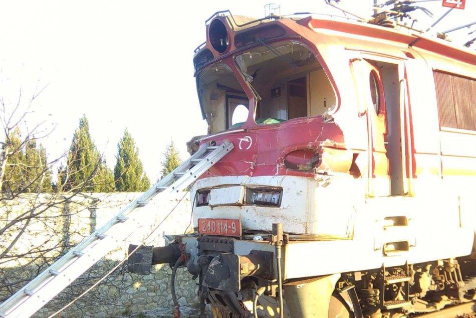 Nehody na železničných priecestiach 01/2018