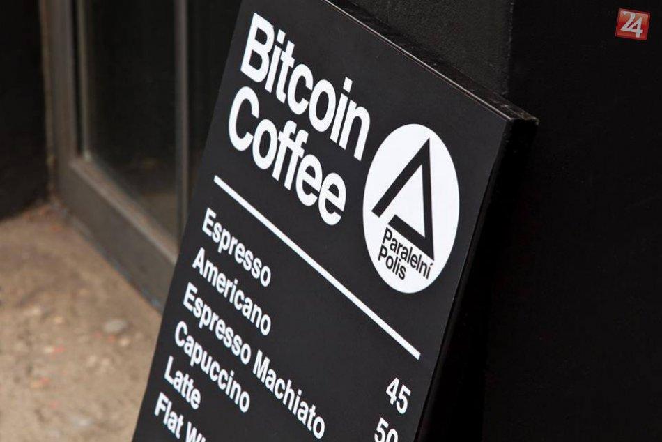 Paralelní Polis Bitcoin Coffee