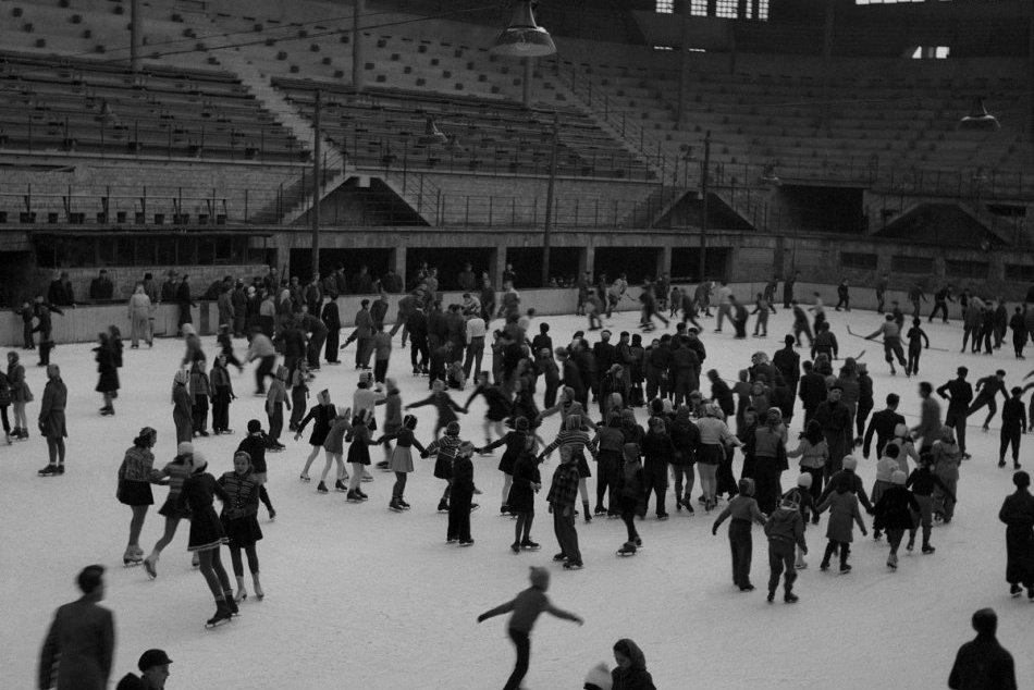 Zimný štadión Ondreja Nepelu (archívne fotografie)
