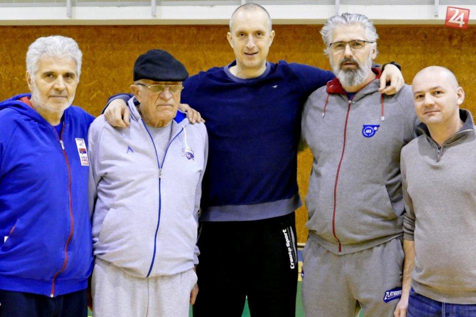 FOTO: Do metropoly Zemplína zavítal svetovo známy tréner!