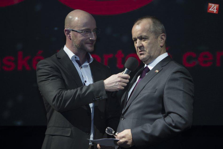V OBRAZOCH: V Bystrici ocenili najlepších športovcov VŠC Dukla
