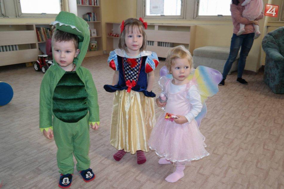 Šalianske mamy mali karneval: Vyšantili sa spolu s deťmi, FOTO