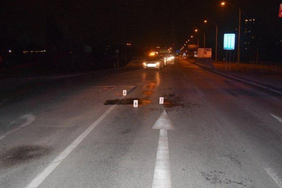 V Košiciach sa stalo nešťastie: ZÁBERY z miesta nehody