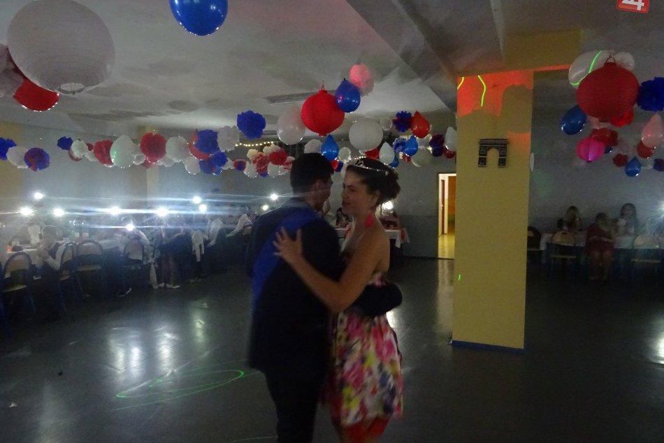 FOTOGALÉRIA: Takto sa plesalo na ZŠ Kudlovskej v Humennom