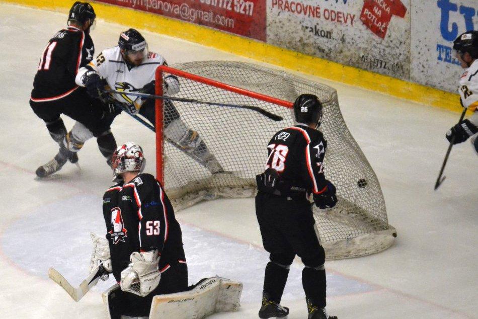 Takto sa rodil prvý bod: Prešovskí hokejisti v play off vyhrali 5:1