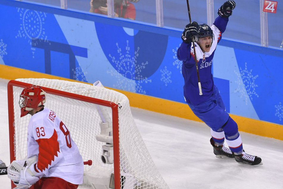 Slováci šokovali hokejový svet