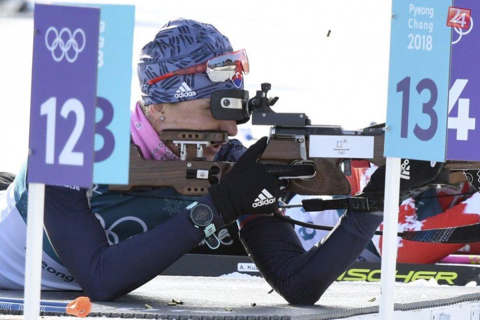 V OBRAZOCH: Kuzminová vybojovala medailu vo vytrvalostných pretekoch na 15 km