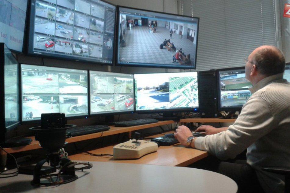 Kamerový systém v Považskej: Nové monitorovanie železničnej stanice