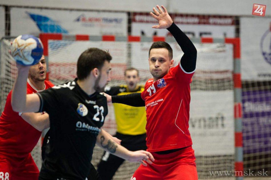 Považská Bystrica porazili Bratislavčanov: Pozrite zábery zo zápasu