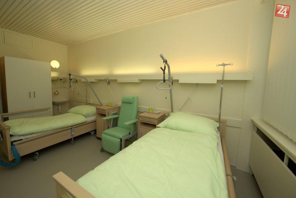 V OBRAZOCH: Dom ošetrovateľskej starostlivosti v bystrickej nemocnici
