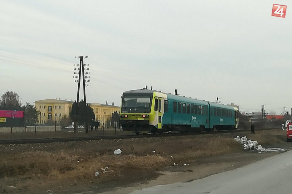 Tragédia v Mlynárciach: Muž (†38) neprežil zrážku s vlakom